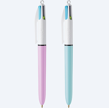 BIC® 4 COLOURS™ FUN BALL PEN