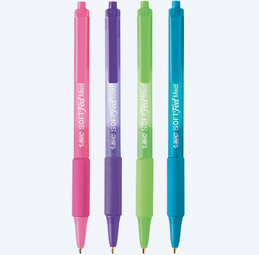 BIC® SOFTFEEL® FUN - NEW COLOURS